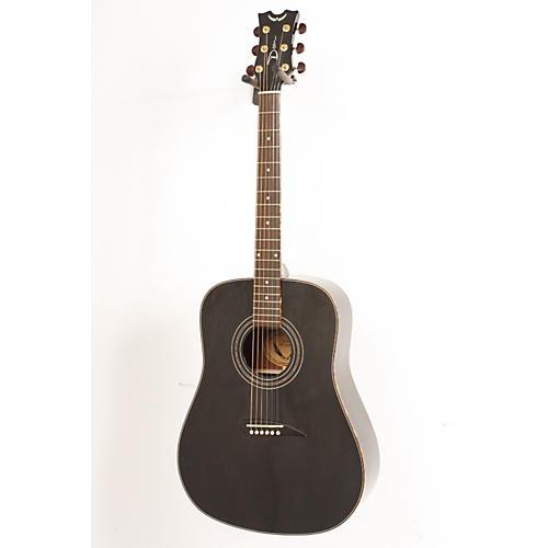 Dean Tradition S2 Acoustic Guitar Classic Black 886830358869