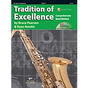 KJOS Tradition of Excellence Book 3 Tenor sax