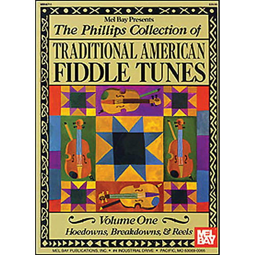Mel Bay Traditional American Fiddle Tunes
