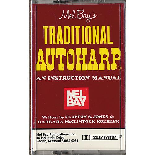 Mel Bay Traditional Authoharp Cassette
