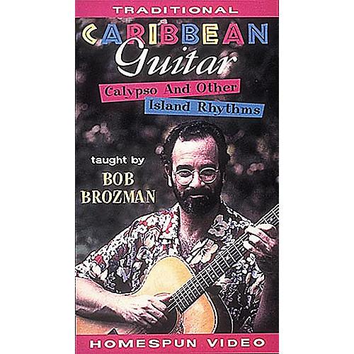 Homespun Traditional Caribbean Guitar (VHS)-thumbnail