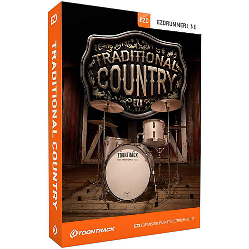 Toontrack Traditional Country EZX-thumbnail