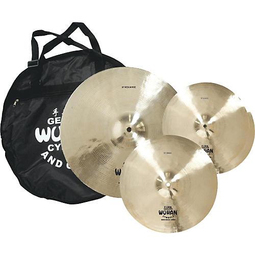 Wuhan Traditional Cymbal Bag Set-up