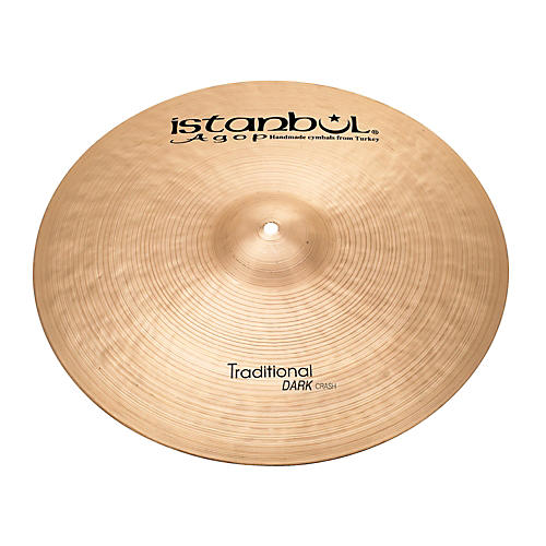 istanbul agop traditional dark crash cymbal 20 in guitar center. Black Bedroom Furniture Sets. Home Design Ideas