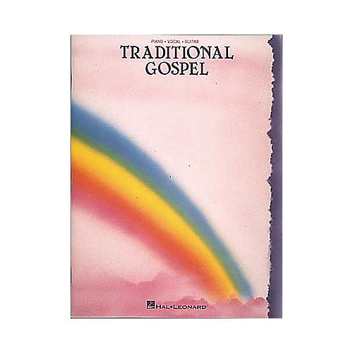 Hal Leonard Traditional Gospel (Songbook)