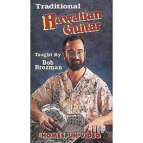 Homespun Traditional Hawaiian Guitar (VHS)