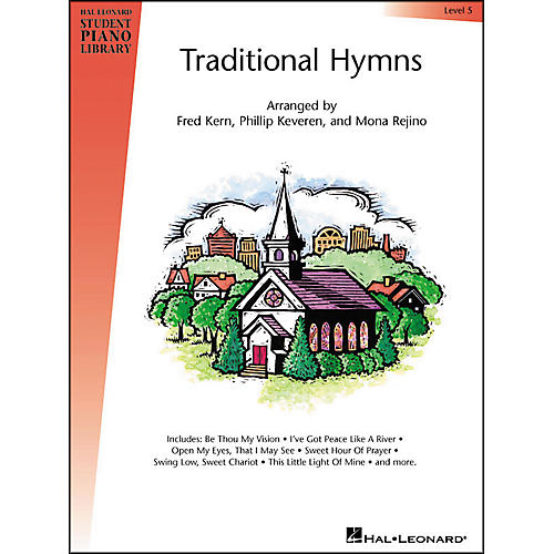 Hal Leonard Traditional Hymns Level 5 Hal Leonard Student Piano Library-thumbnail