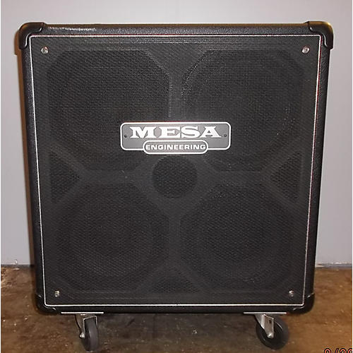 Mesa Boogie Traditional Powerhouse 4x10 Bass Cabinet