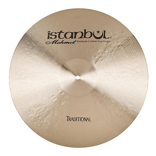 Istanbul Mehmet Traditional Series Medium Ride 20 in.