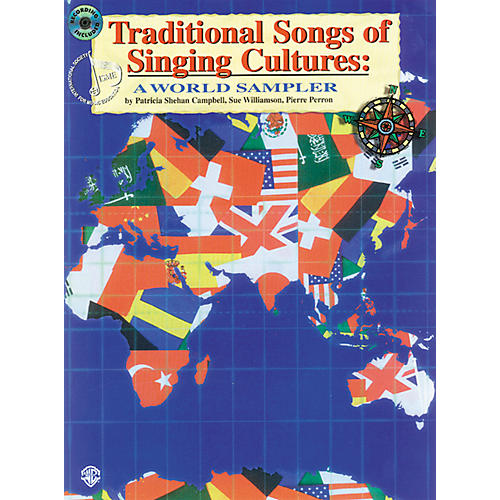 Alfred Traditional Songs of Singing Cultures with CD