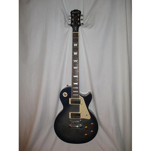 used epiphone traditional standard pro les paul solid body electric guitar guitar center. Black Bedroom Furniture Sets. Home Design Ideas