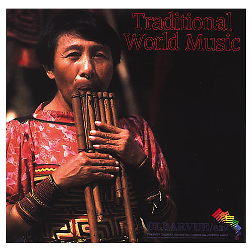 Clearvue Traditional World Music Cd