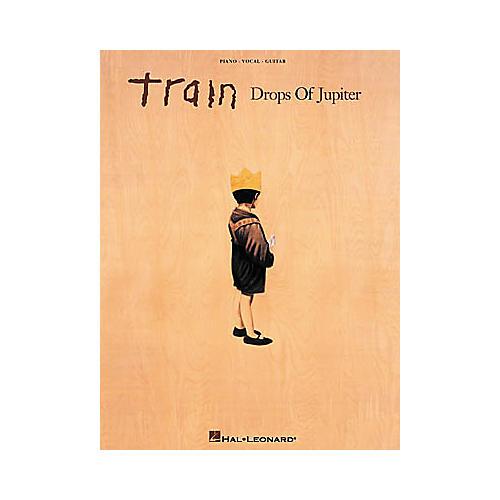 Hal Leonard Train - Drops of Jupiter Book