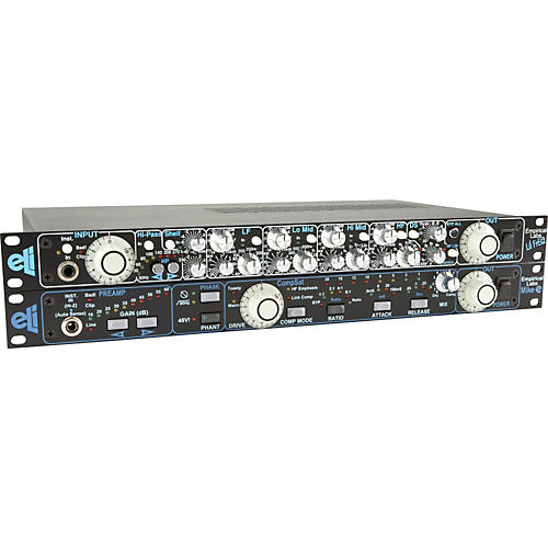 Empirical Labs Trak Pak Mike-E and Lil FrEQ combo