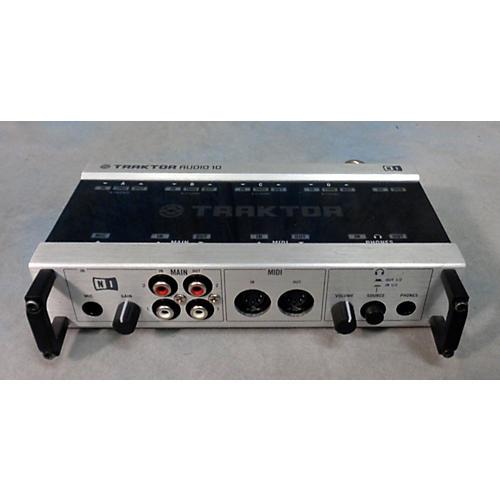 Native Instruments Traktor Audio 10 DJ Mixer