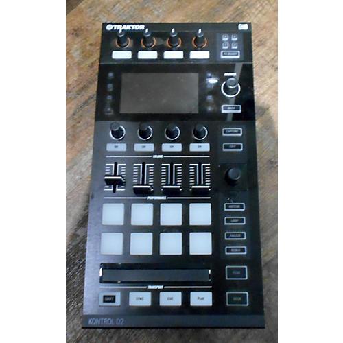 Native Instruments Traktor Kontrol D2 DJ Controller-thumbnail