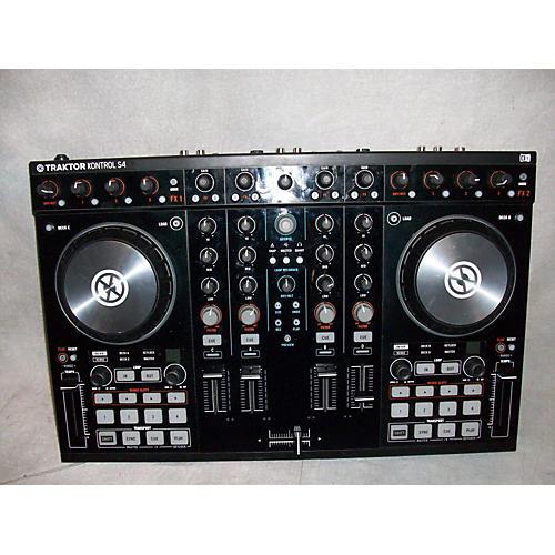 Native Instruments Traktor Kontrol S4 MKII DJ Controller-thumbnail