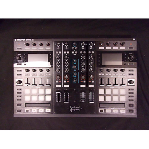 Native Instruments Traktor Kontrol S8 DJ Controller-thumbnail