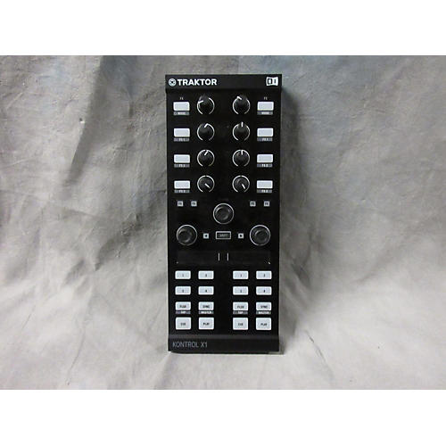 Native Instruments Traktor Kontrol X1 DJ Controller-thumbnail
