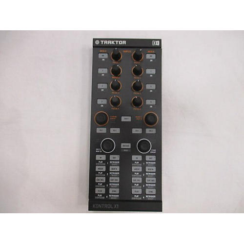 Native Instruments Traktor Kontrol X1 MIDI Controller-thumbnail