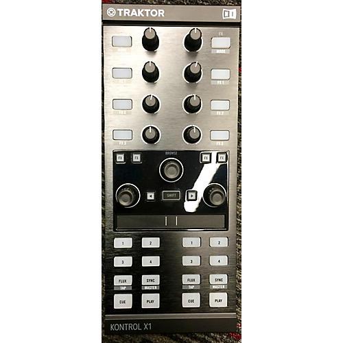 Native Instruments Traktor Kontrol X1 MK2 DJ Controller
