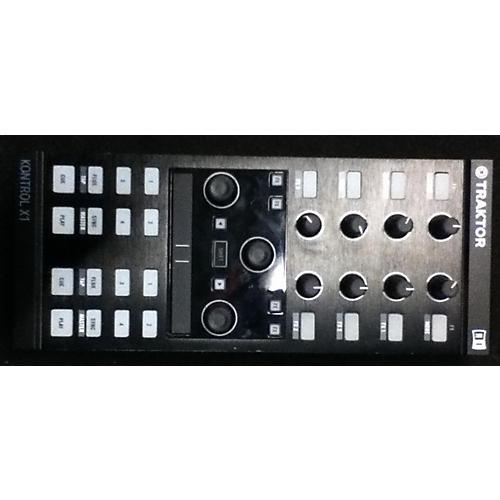 Native Instruments Traktor Kontrol X1 Mk II DJ Controller