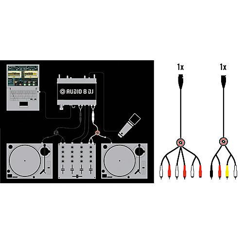 native instruments traktor scratch multicore cable guitar center. Black Bedroom Furniture Sets. Home Design Ideas