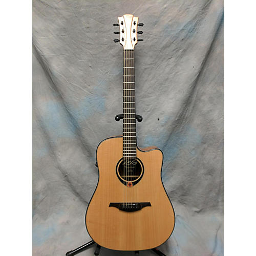 Lag Guitars Tramontane T80DCE Acoustic Electric Guitar-thumbnail