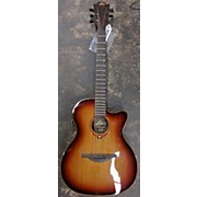 Lag Guitars Tramonte T100ACE-BRS Acoustic Electric Guitar