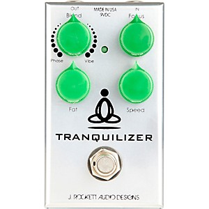 Rockett Pedals Tranquilizer Phase-Vibe Effects Pedal by Rockett Pedals