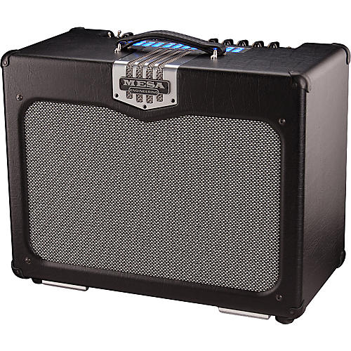 Mesa Boogie TransAtlantic TA-30 1x12 Tube Guitar Combo Amp Black Gray & Black Grille