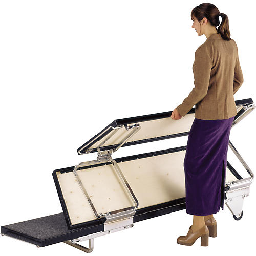 Midwest Folding Products TransFold Choral Risers-thumbnail