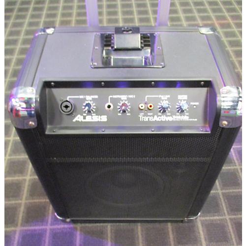 Alesis Transactive Mobile Powered Speaker