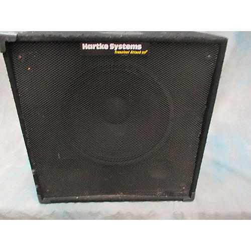 Hartke Transient Attack 1x15 Bass Cabinet-thumbnail