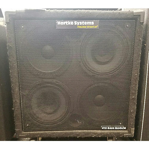 Hartke Transient Attack 4x10 Bass Cabinet-thumbnail