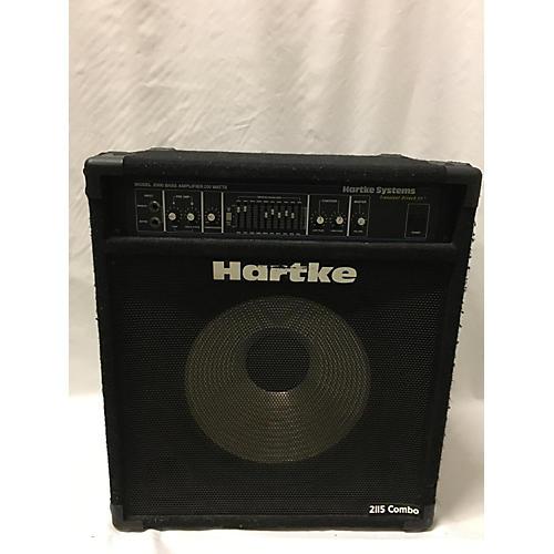 used hartke transient attack bass combo amp guitar center. Black Bedroom Furniture Sets. Home Design Ideas