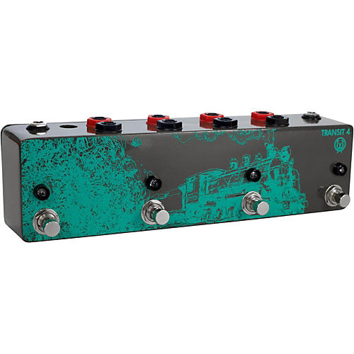 Walrus Audio Transit 4 Clickless Looper