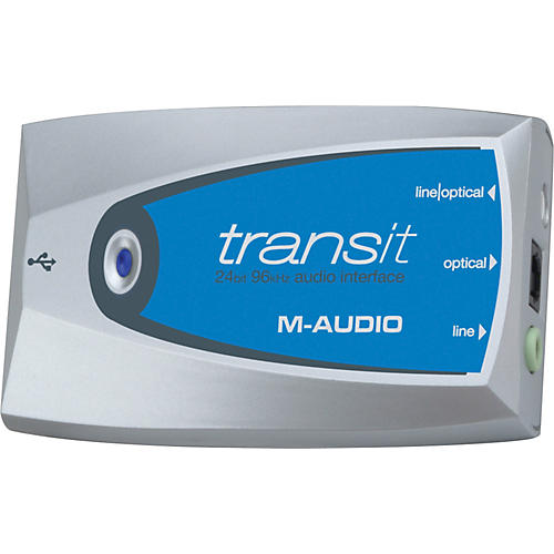 M-Audio Transit USB Mobile Audio Interface