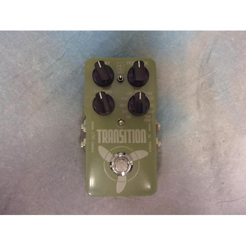 TC Electronic Transition Delay Effect Pedal-thumbnail