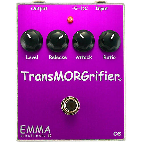 Emma Electronic Transmorgrifier Guitar Compressor-thumbnail