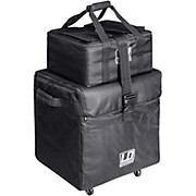 LD Systems Transport bags and Casters for all Dave 8 System