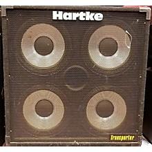 Hartke Transporter 410TP Bass Cabinet