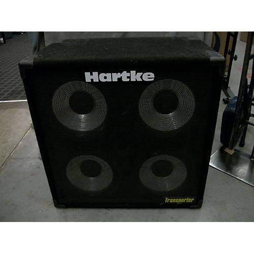 Hartke Transporter 4x10 Bass Cabinet-thumbnail
