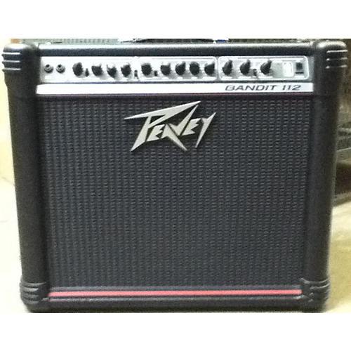 Peavey Transtube Bandit 1x12 Black Guitar Combo Amp