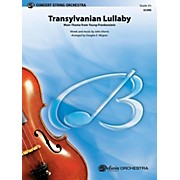 BELWIN Transylvanian Lullaby Grade 3.5