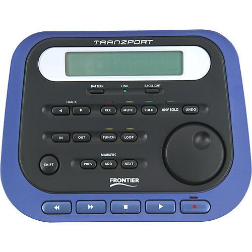 Frontier TranzPort Wireless DAW Remote-thumbnail