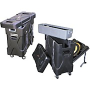 SKB Trap-X2 Roto-X Trap Case with Cymbal Vault