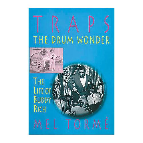 Hal Leonard Traps - The Drum Wonder Book
