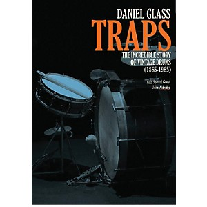 Alfred Traps Documentary By Daniel Glass Drum 2 DVD Set by Alfred