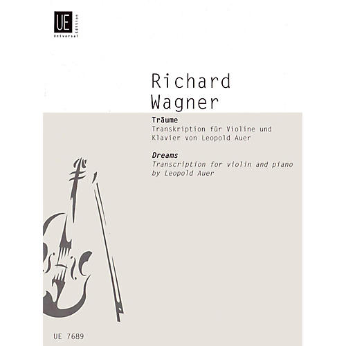 Carl Fischer Traume (Book + Sheet Music)-thumbnail